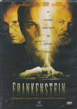 Frankenstein (2004) (Second-Hand DVD)