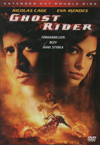 Ghost Rider (Second-Hand DVD)