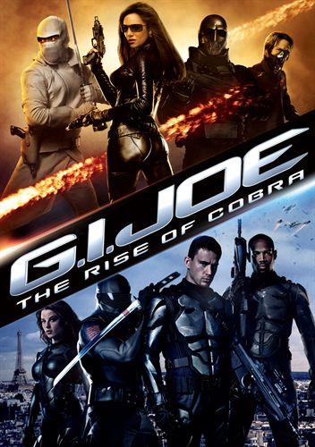 G.I.Joe - Rise of the Cobra (beg hyr DVD)