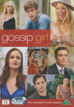 Gossip Girl - Season 4 (DVD)