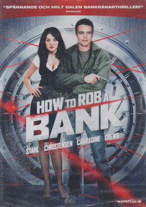NF 273 How to Rob a Bank (DVD) BEG HYR