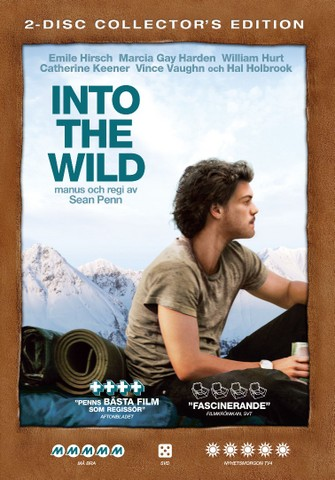 Into the Wild (Second-Hand DVD)