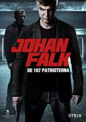 Johan Falk 08 - De 107 Patrioterna (Second-Hand DVD)