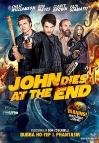 John Dies at the End (Second-Hand DVD)