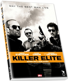 Killer Elite (2011) (beg hyr DVD)