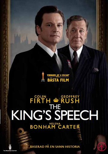 King's Speech, The (Second-Hand DVD)