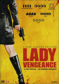 Lady Vengeance (beg DVD) steelbox