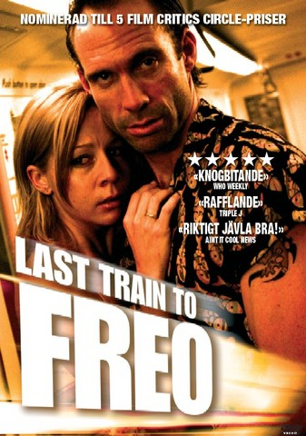 Last Train to Freo (Second-Hand DVD)