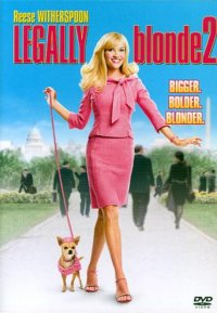 Legally Blonde 2 (Second-Hand DVD)
