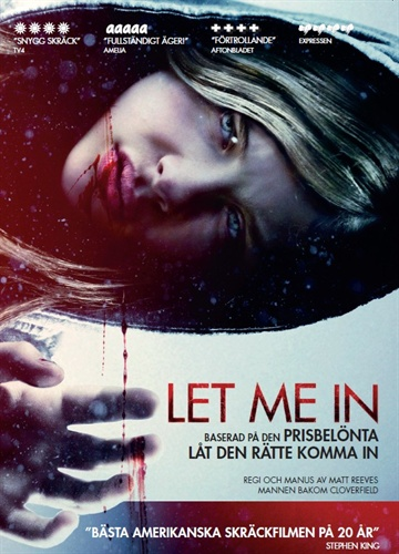 Let me In (Second-Hand DVD)