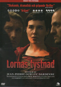 Lornas Tystnad (Second-Hand DVD)
