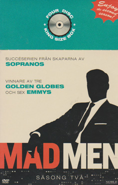 Mad Men - Season 2 (Second-Hand DVD)