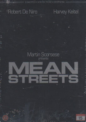 Mean Streets (Steelbook) (DVD) beg