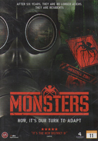 Monsters (Second-Hand DVD)