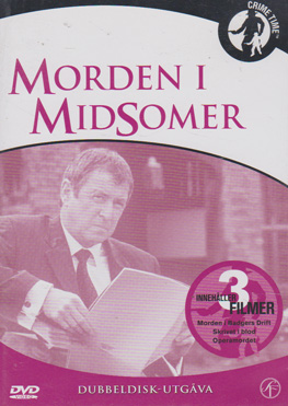 Morden i Midsomer - Box 1 (Second-Hand DVD)