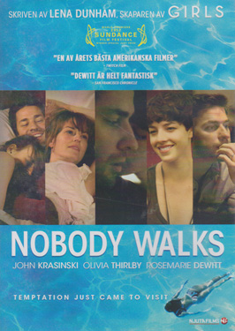 NF 655 Nobody Walks (DVD) BEG