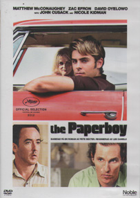 Paperboy, The (Second-Hand DVD)