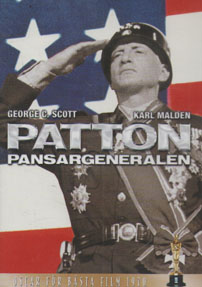 Patton - Pansargeneralen (Second-Hand DVD)