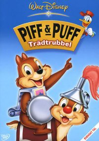 Piff & Puff - Trädtrubbel (Second-Hand DVD)