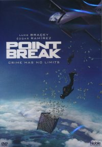Point Break (2015) (Second-Hand DVD)