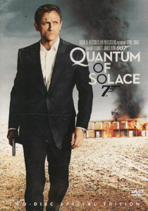 Quantum of Solace (Second-Hand DVD)