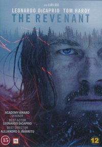 Revenant, The (2015) (Second-Hand DVD)