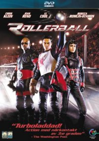 Rollerball (2002) (Second-Hand DVD)