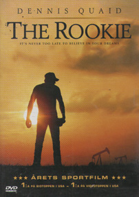 Rookie, The (2002) (Second-Hand DVD)