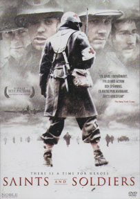Saints and Soldiers (DVD) beg