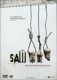 Saw 3 (Second-Hand DVD)