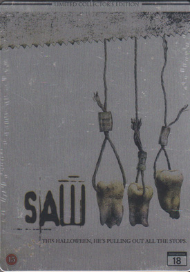 Saw 3 (Steelbook (DVD)