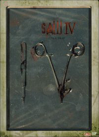 Saw 4 - Steelbook (Second-Hand DVD)