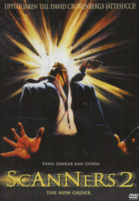 Scanners 2 (Second-Hand DVD)