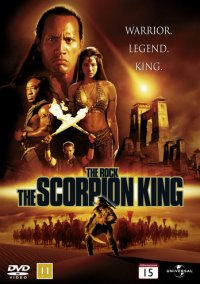 Scorpion King, The (Second-Hand DVD)