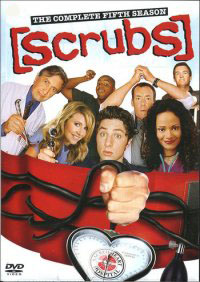 Scrubs - Säsong 5 (beg DVD) uk import