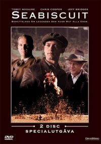 Seabiscuit (Second-Hand DVD)