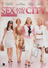 Sex and the City - The Movie (Second-Hand DVD)