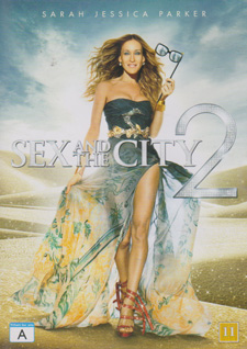 Sex and the City 2 (beg hyr blu-ray)