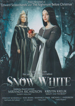 Snow White (2001) (Second-Hand DVD)