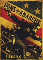 Sons of Anarchy - Season 2 (Second-Hand DVD)