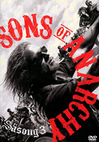 Sons of Anarchy - Season 3 (Second-Hand DVD)