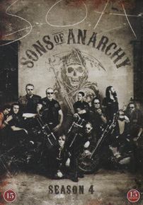 Sons of Anarchy - Season 4 (Second-Hand DVD)