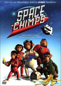 Space Chimps (Second-Hand DVD)