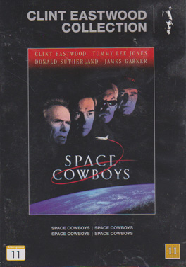 18 Space Cowboys (DVD)