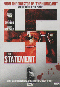 Statement, The (Second-Hand DVD)