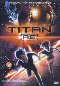Titan A.E. (Second-Hand DVD)