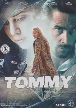 Tommy (2014) (Second-Hand DVD)