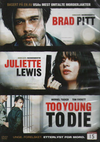 Too Young to Die (DVD)