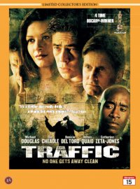 Traffic - Steelbook (Second-Hand DVD)
