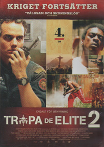 Tropa de Elite 2 (Second-Hand DVD)